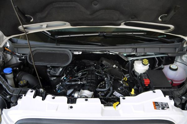 2015 Ford Transit Connect Engine