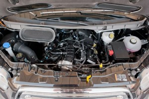 2015 Ford Transit Engine