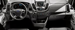2015 Ford Transit Interior