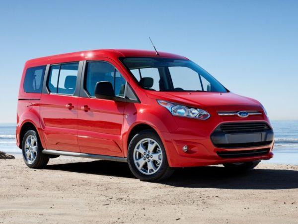 2015 Ford Transit Wagon FI