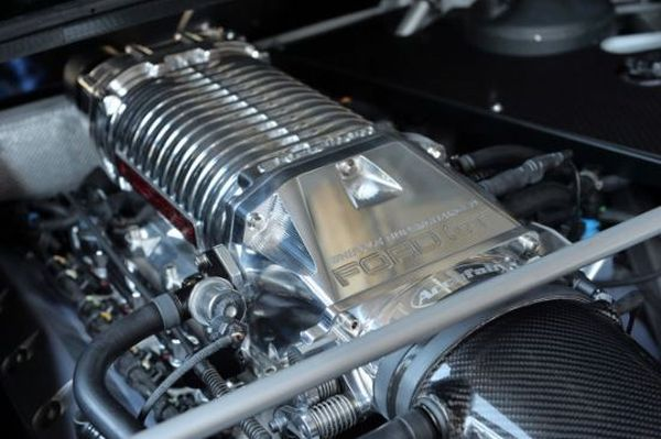 2015 Galpin Ford GTR1 Engine