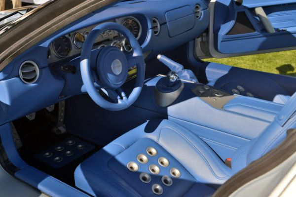 2015 Galpin Ford GTR1 Interior