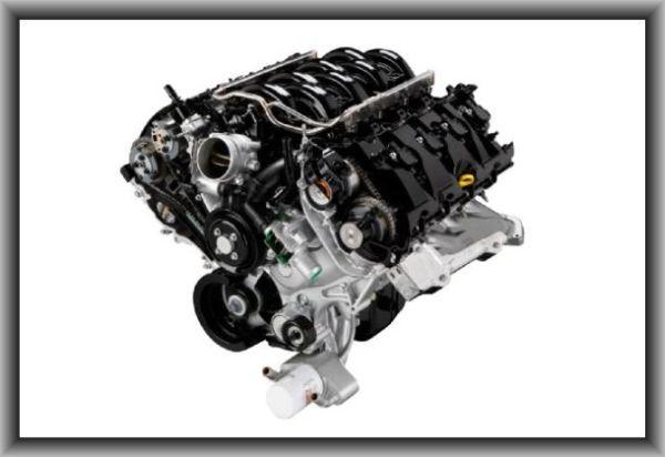 2016 Ford – F 150 Engine