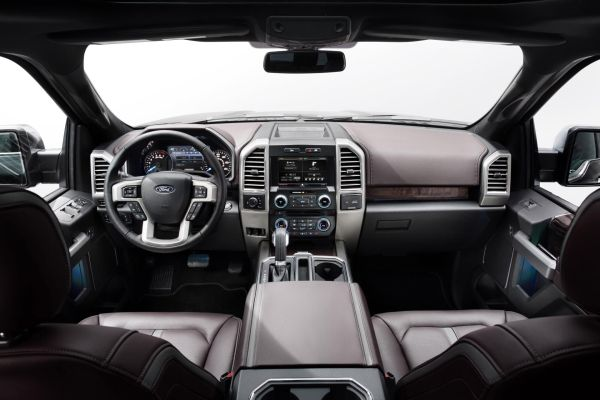 2016 Ford – F 150 Interior