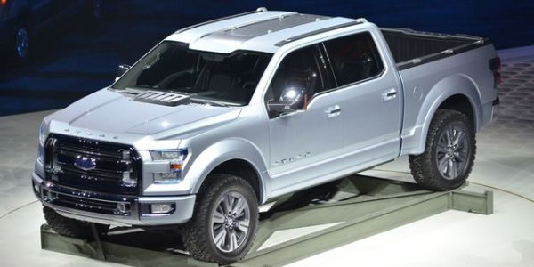 2016 Ford – F 150