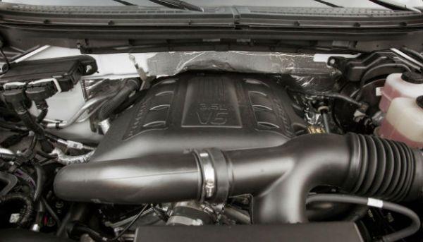 2016 Ford Atlas Engine