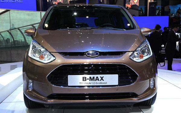 2016 ford b max redesign and release date. Black Bedroom Furniture Sets. Home Design Ideas