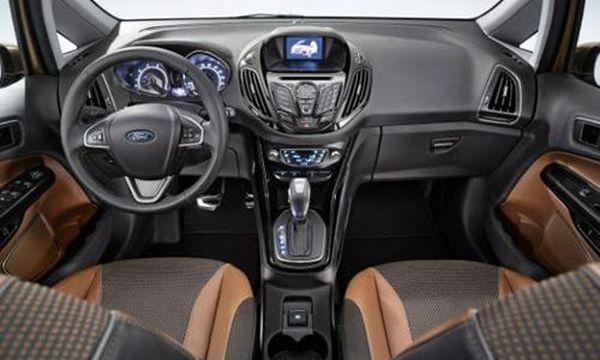 Ford B-Max 2016 Interior