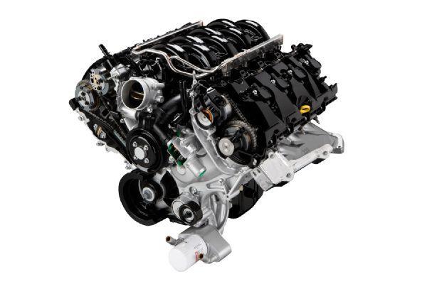 2016 - Ford Bronco SVT Engine