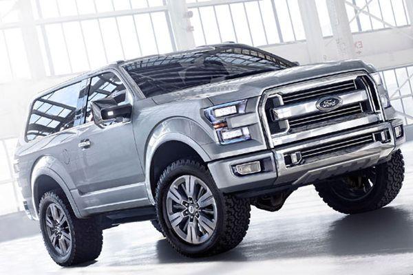 2016 - Ford Bronco SVT