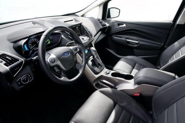 2016 Ford C-MAX - Interior