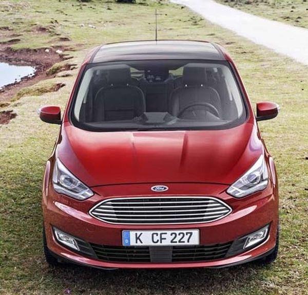 2016 - Ford C-Max Energi
