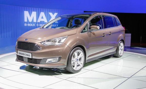 2016 - Ford C-Max Hybrid  FI