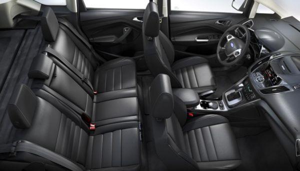 2016 - Ford C-Max Hybrid Interior
