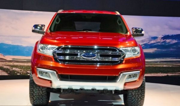 2016 -  Ford Endeavour