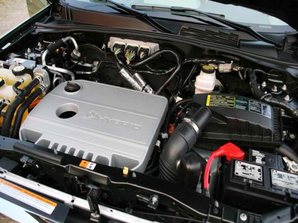 2016 Ford - Escape Hybrid Engine