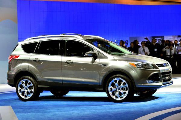 2016 - Ford Escape Hybrid