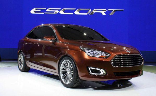 2016 - Ford Escort  FI