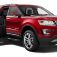 2016 Ford Explorer Braunability MXV - Fi