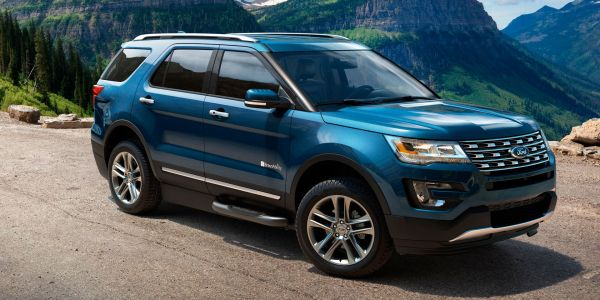 2016 Ford Explorer Braunability MXV