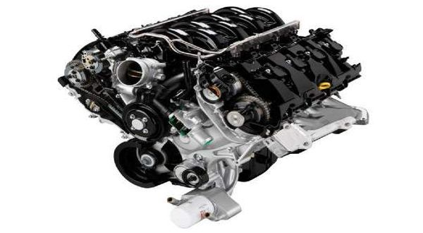 2016 Ford F-150 Engine