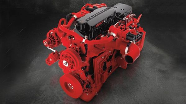 2016 Ford F-650-750 Engine