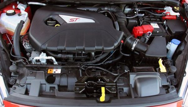 2016 Ford Fiesta Engine