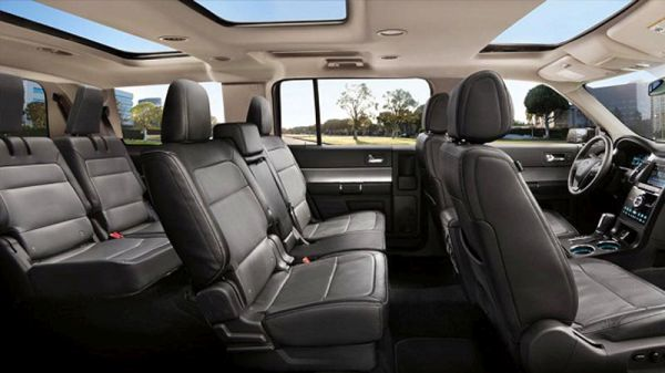2016 Ford Flex The New Ideal Travelling Companion For