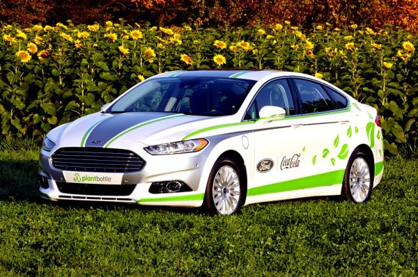 Ford - Fusion Energi 2016