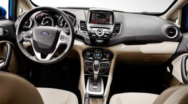2016 - Ford Fusion Hybrid Interior