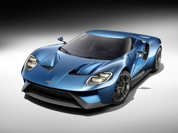 2016 - Ford GT 40 FI