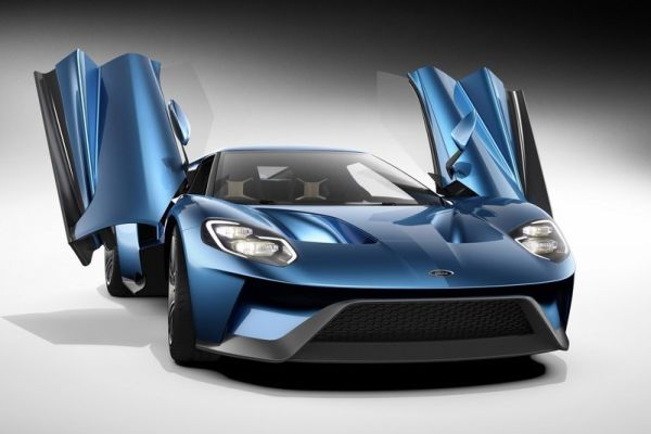 2016 - Ford GT 40