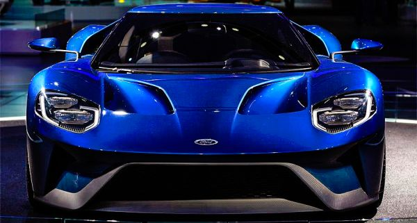 2016 - Ford GT Supercar  FI