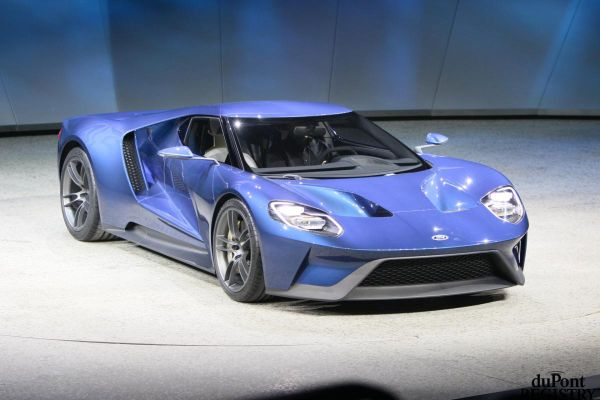 2016 - Ford GT Supercar