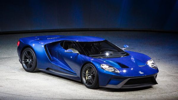 2016 -- Ford GT40