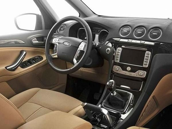 2016 Ford Galaxy Interior