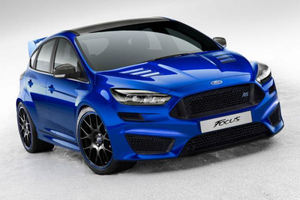 2016 - Ford Focus Hatchback