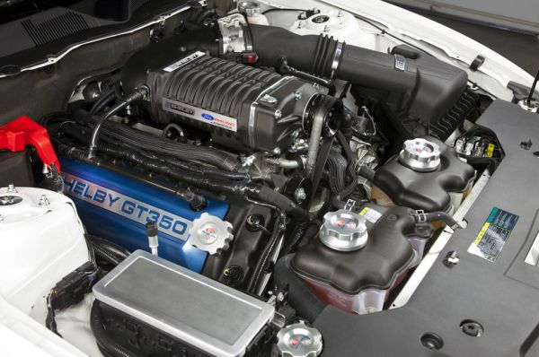 2016 Ford - Mustang GT Engine