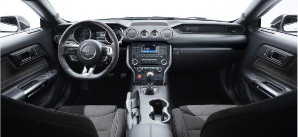 2016 - Ford Mustang GT Interior