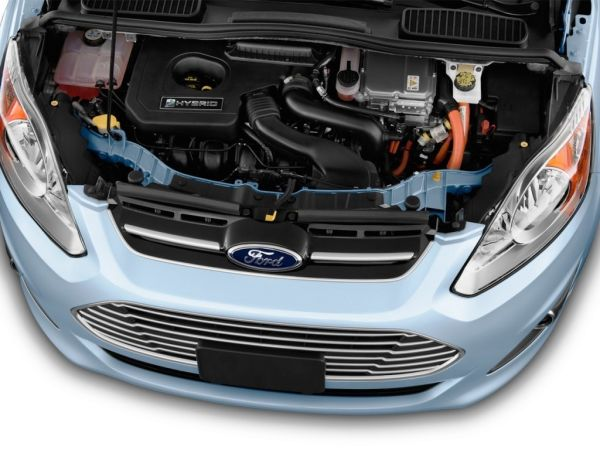 2016 Ford -  S-Max Engine