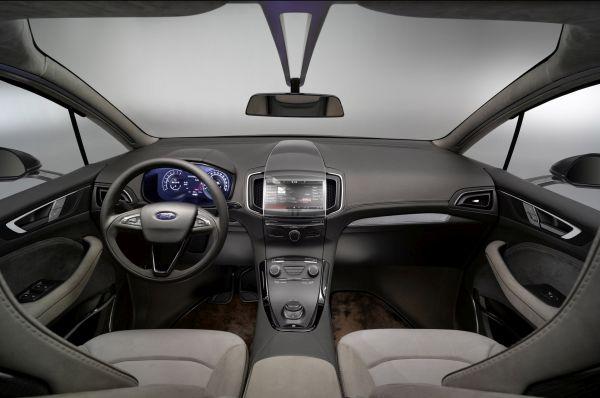 2016 - Ford S-Max Interior