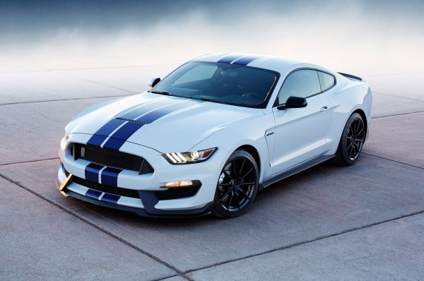 2016 - Ford Shelby GT350 FI