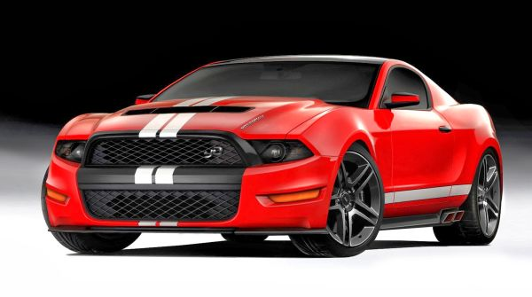 2016 - Ford Shelby GT500