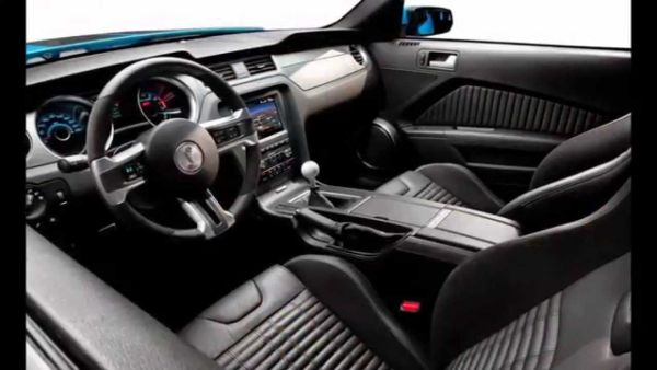 2016 - Ford Shelby GT500 Interior