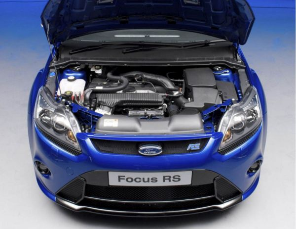 2016 - Ford Taurus RS Engine