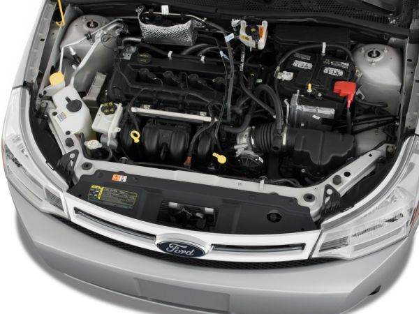 2016 - Ford Transit Connect XLT Engine