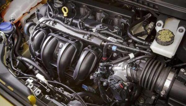 2016 Ford Transit Engine