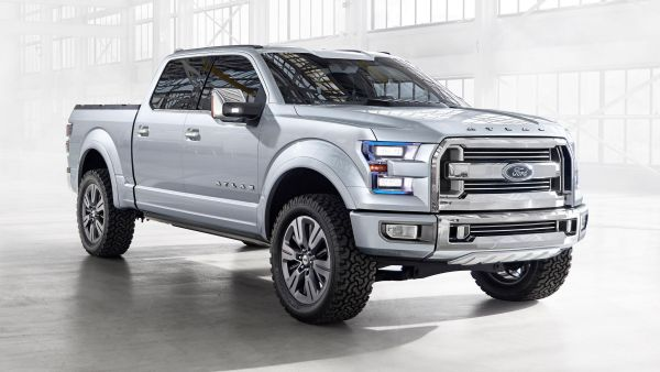 2017 - Ford Atlas