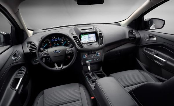 2017 Ford Escape Sport - Interior