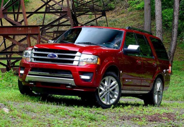 2017 - Ford Expedition